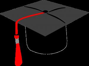 graduation cap, graduation hat, education